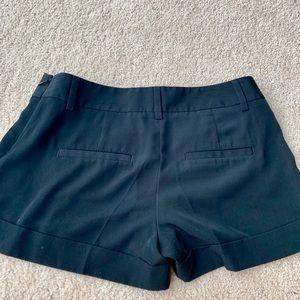 Express Shorts - Express Black Shorts